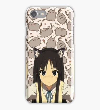 Neko Mio iPhone Case/Skin