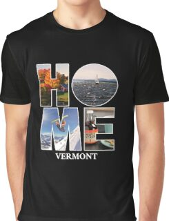 Home Vermont Graphic T-Shirt
