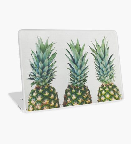 Pineapple Trio Laptop Skin