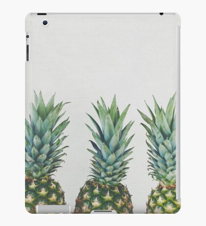 Pineapple Trio iPad Case/Skin
