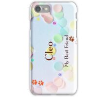 Cleo - sideview iPhone Case/Skin