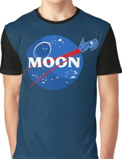 That's no Moon... Graphic T-Shirt