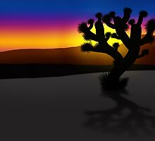 Joshua Tree by Gravityx9