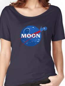 That's no Moon... Women's Relaxed Fit T-Shirt