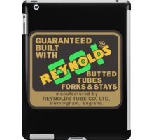 Reynolds 531 - Enhanced iPad Case/Skin