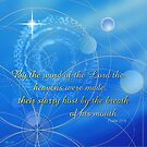 By The Word of The Lord by Patricia Howitt