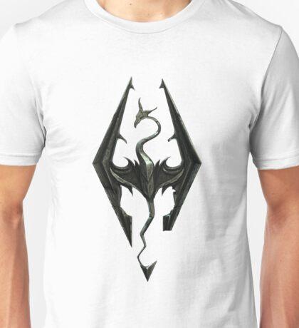 Skyrim icon Unisex T-Shirt