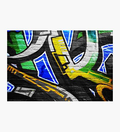 Graffiti 6 Photographic Print