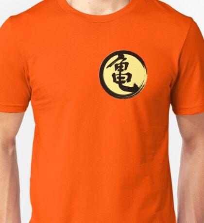 Kame kanji ink Unisex T-Shirt