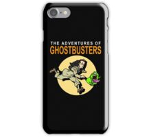 TinTin Ghostbusters iPhone Case/Skin