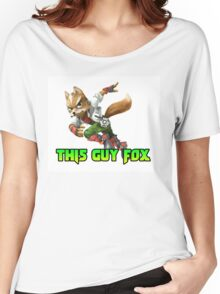 This guy fox Women's Relaxed Fit T-Shirt