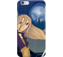 Song of the Sewers Cover #1: Mikah under the moon iPhone Case/Skin