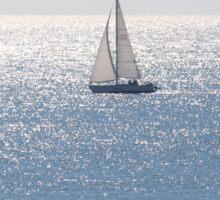 Sailin on Sunshine Sticker
