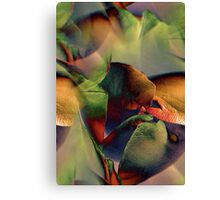 Art Of The Rose Canvas Print