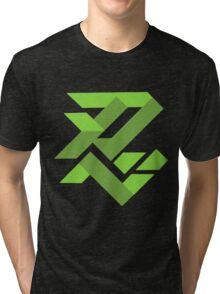 Genji Nin Spray Tri-blend T-Shirt