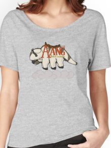 The Legend of Aang - The Wind Maker Women's Relaxed Fit T-Shirt