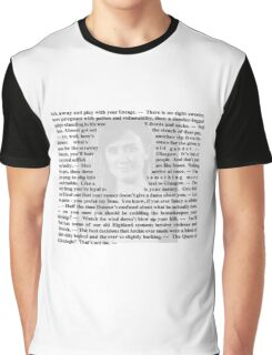 Quotes from Monarch of the Glen - Lexie McTavish MacDonald Graphic T-Shirt