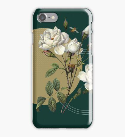 Winter Blooms iPhone Case/Skin