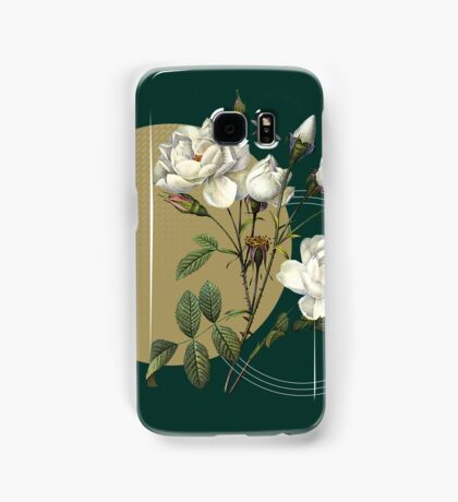 Winter Blooms Samsung Galaxy Case/Skin