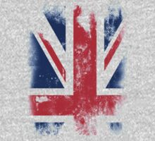 Great Britain Flag by mikeonmic