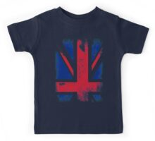 Great Britain Flag Kids Tee