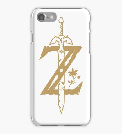 Breath of the wild iPhone Case/Skin