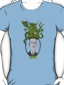 H.P.  and the Snorting Hat T-Shirt