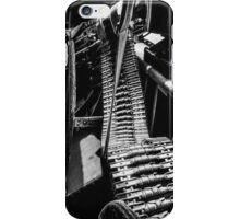 50cal on a B-17 Flying Fortress iPhone Case/Skin