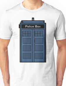 tardis night  Unisex T-Shirt