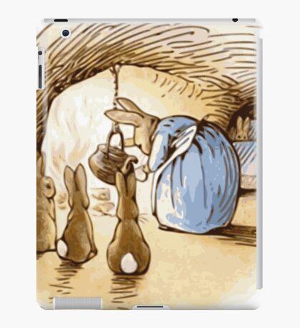 Beatrix potter - The Fireplace iPad Case/Skin