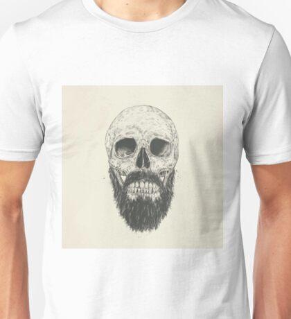Beard is the new trend Unisex T-Shirt