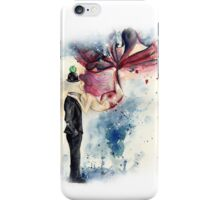 Magritte, Son of Man, Apple & Mermaid iPhone Case/Skin