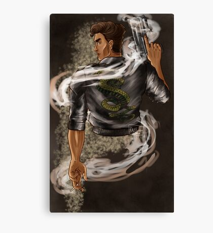 Feeling Butch Canvas Print