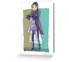 Leia Greeting Card