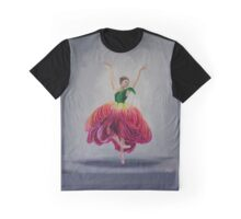 Introspection: Proud Tulip Ballerina  Graphic T-Shirt