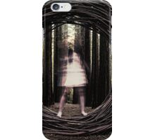 Forest Nymph Apparition iPhone Case/Skin