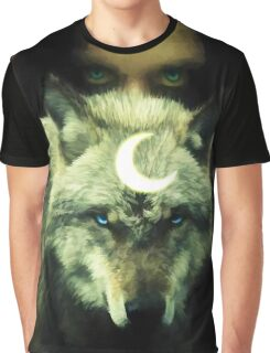 Moon Twins Graphic T-Shirt