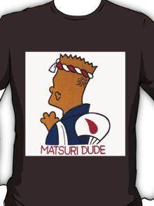 JAPANESE BART SIMPSON, MATSURI DUDE T-Shirt