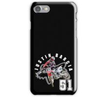 JUSTIN #51 barcia iPhone Case/Skin