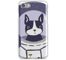 Space Dog  iPhone Case/Skin