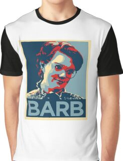 Barb - Never Forget : Stranger Things Graphic T-Shirt