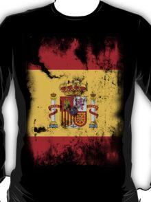 Flag of Spain T-Shirt