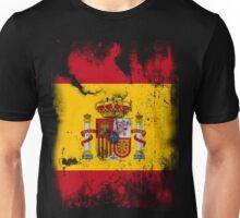 Flag of Spain Unisex T-Shirt