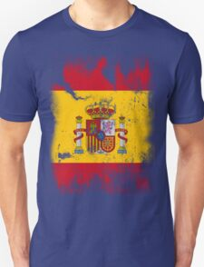 Flag of Spain T-Shirt