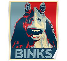 Jar Jar Binks : Hope Poster