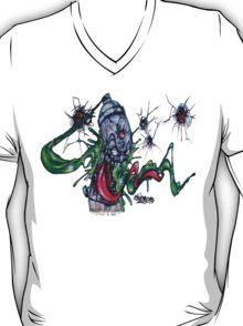 Gruesum Toothsum-Tucson wall art T-Shirt