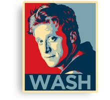 Wash : Inspired by Firefly and Serenity Canvas Print