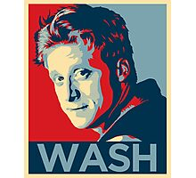 Wash : Inspired by Firefly and Serenity Photographic Print