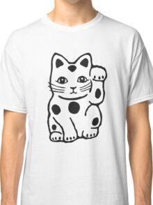 maneki neko Classic T-Shirt