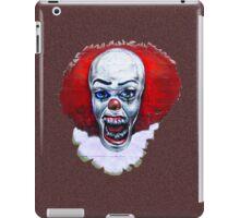 NOT clowning around-wall art iPad Case/Skin